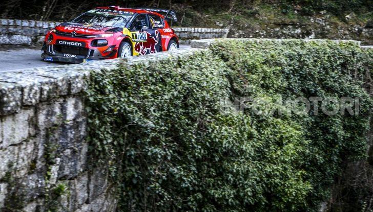 WRC Tour de Corse 2019, arrivo: secondo posto per la Citroën C3 WRC di Ogier – Ingrassia - Foto 4 di 4