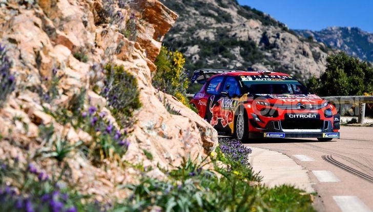 WRC Tour de Corse 2019, arrivo: secondo posto per la Citroën C3 WRC di Ogier – Ingrassia - Foto 1 di 4