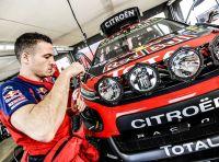 WRC Messico 2019: da Citroën il taccuino di Sébastien Ogier