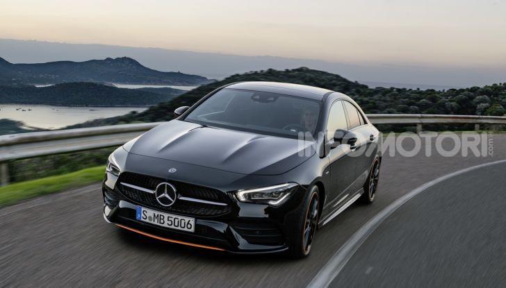 Mercedes CLA Coupé 2019: motori e prezzi della nuova generazione - Foto 1 di 19