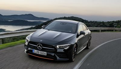 Mercedes CLA Coupé 2019: motori e prezzi della nuova generazione
