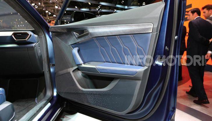 Cupra Formentor 2020, dati tecnici del SUV Coupé - Foto 15 di 16