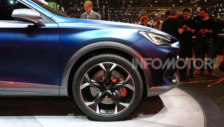 Cupra Formentor 2019, il SUV sportivo con motore Plug-In Hybrid - Foto 3 di 16