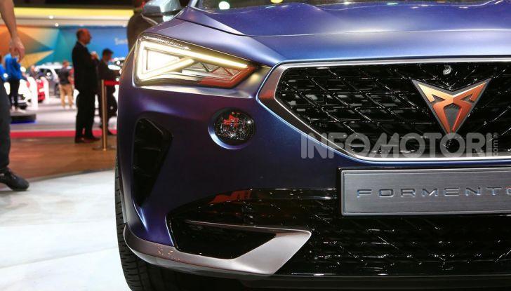 Cupra Formentor 2019, il SUV sportivo con motore Plug-In Hybrid - Foto 4 di 16
