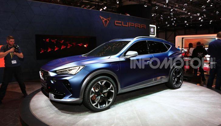 Cupra Formentor 2019, il SUV sportivo con motore Plug-In Hybrid - Foto 7 di 16