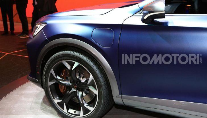 Cupra Formentor 2019, il SUV sportivo con motore Plug-In Hybrid - Foto 9 di 16