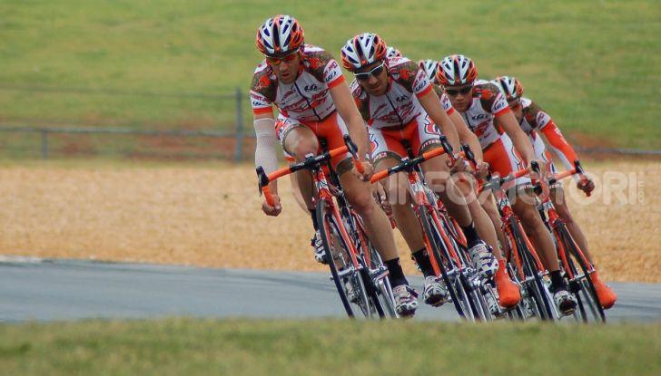 De Bertoldi: ciclisti solo con casco, assicurazione e targa - Foto 4 di 13