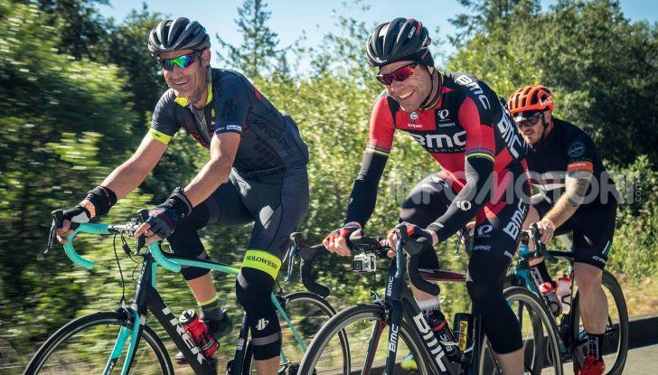De Bertoldi: ciclisti solo con casco, assicurazione e targa - Foto 1 di 13
