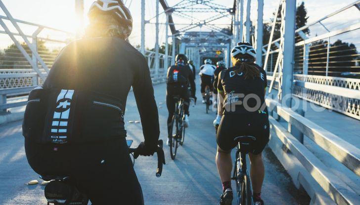 De Bertoldi: ciclisti solo con casco, assicurazione e targa - Foto 3 di 13