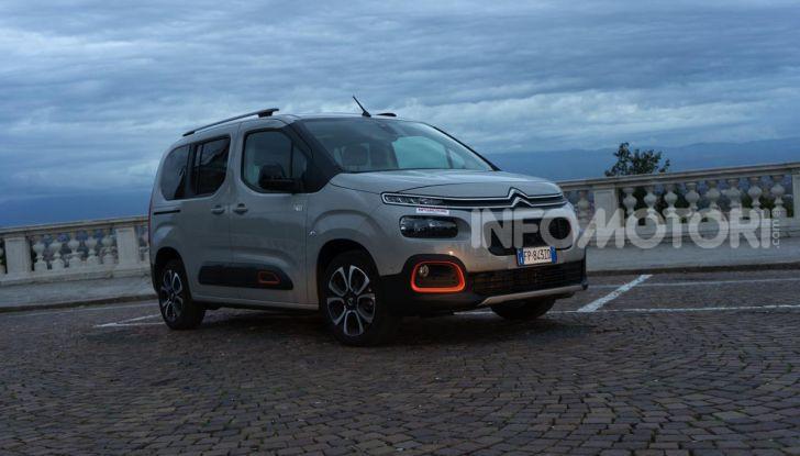 Citroën Berlingo 2019, prova su strada del 1.5 Diesel da 102CV - Foto 17 di 36