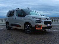 Citroën Berlingo 2019, prova su strada del 1.5 Diesel da 102CV
