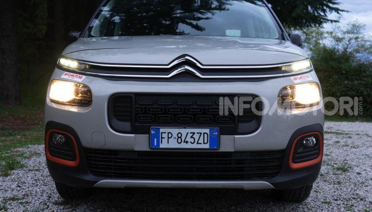 Citroën Berlingo 2019, prova su strada del 1.5 Diesel da 102CV - Foto 28 di 36