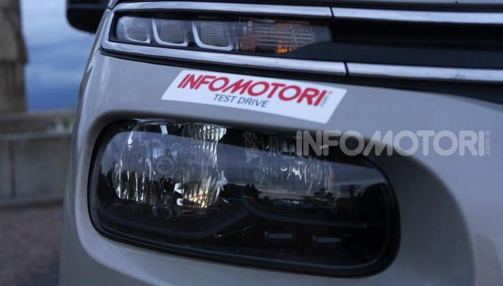 Citroën Berlingo 2019, prova su strada del 1.5 Diesel da 102CV - Foto 13 di 36