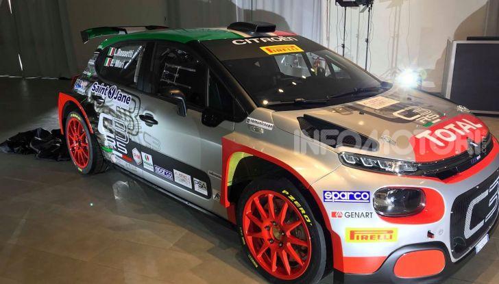 Citroen C3 R5: ecco l'auto che partecipa al Campioanto Italiano Rally 2019 - Foto 10 di 13
