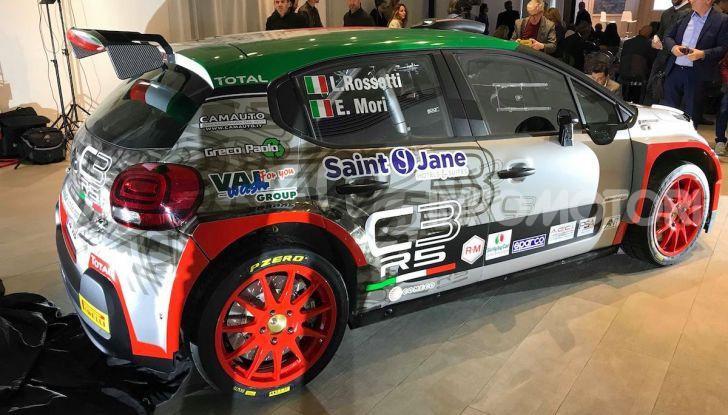 Citroen C3 R5: ecco l'auto che partecipa al Campioanto Italiano Rally 2019 - Foto 11 di 13