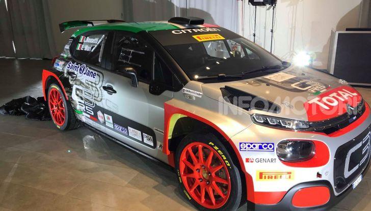 Citroen C3 R5: ecco l'auto che partecipa al Campioanto Italiano Rally 2019 - Foto 12 di 13