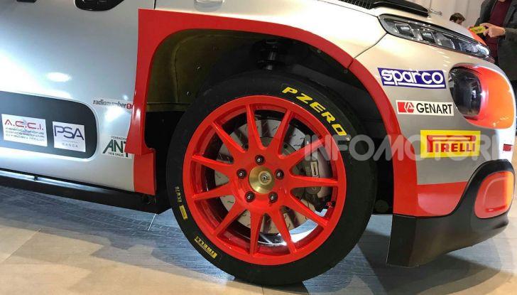 Citroen C3 R5: ecco l'auto che partecipa al Campioanto Italiano Rally 2019 - Foto 3 di 13
