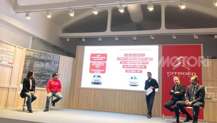 Citroen C3 R5: ecco l'auto che partecipa al Campioanto Italiano Rally 2019 - Foto 4 di 13