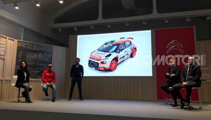 Citroen C3 R5: ecco l'auto che partecipa al Campioanto Italiano Rally 2019 - Foto 5 di 13