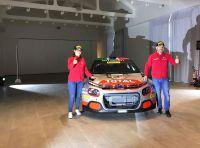 Citroen C3 R5: ecco l'auto che partecipa al Campioanto Italiano Rally 2019
