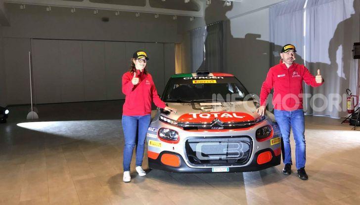 Citroen C3 R5: ecco l'auto che partecipa al Campioanto Italiano Rally 2019 - Foto 6 di 13