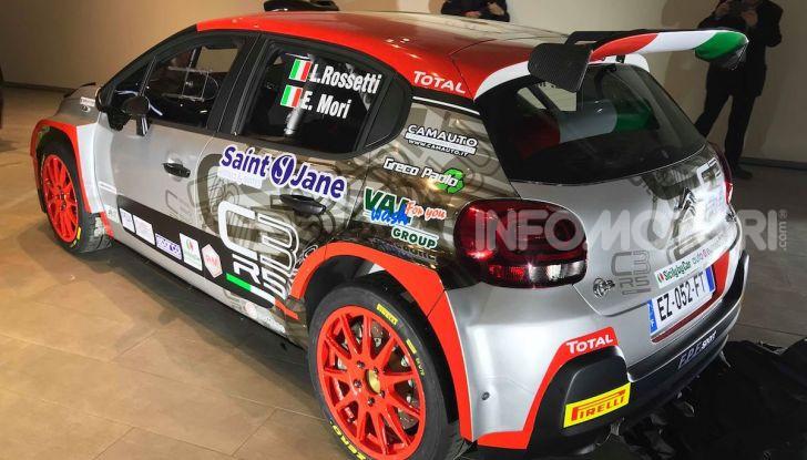Citroen C3 R5: ecco l'auto che partecipa al Campioanto Italiano Rally 2019 - Foto 7 di 13
