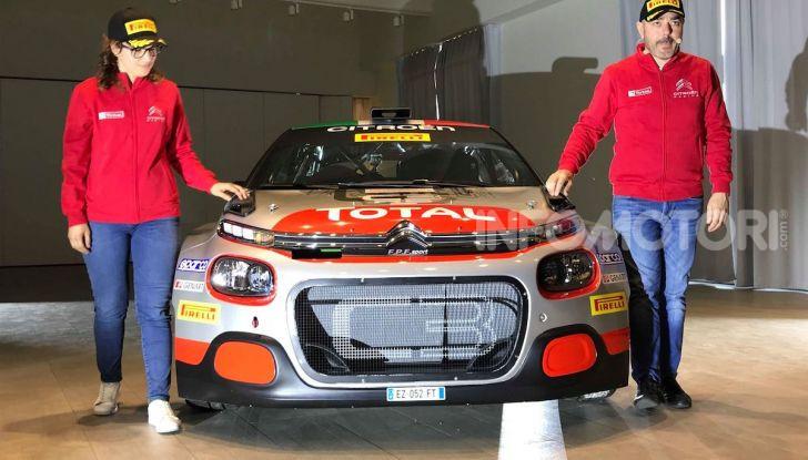 Citroen C3 R5: ecco l'auto che partecipa al Campioanto Italiano Rally 2019 - Foto 8 di 13
