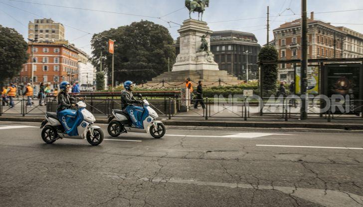 Cityscoot, l'elettrico convince, lo sharing conviene - Foto 2 di 16