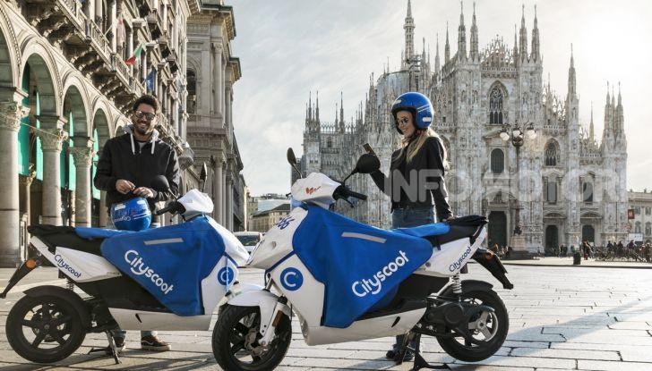 Cityscoot, l'elettrico convince, lo sharing conviene - Foto 3 di 16