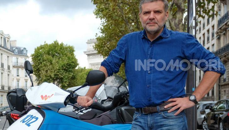 Gianni Galluccio general manager Cityscoot Italia