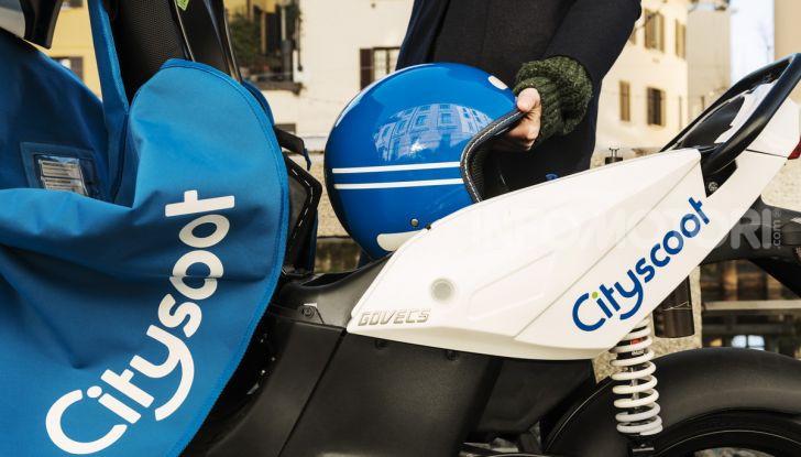 Cityscoot, l'elettrico convince, lo sharing conviene - Foto 6 di 16