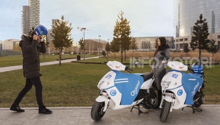 Cityscoot, l'elettrico convince, lo sharing conviene - Foto 7 di 16