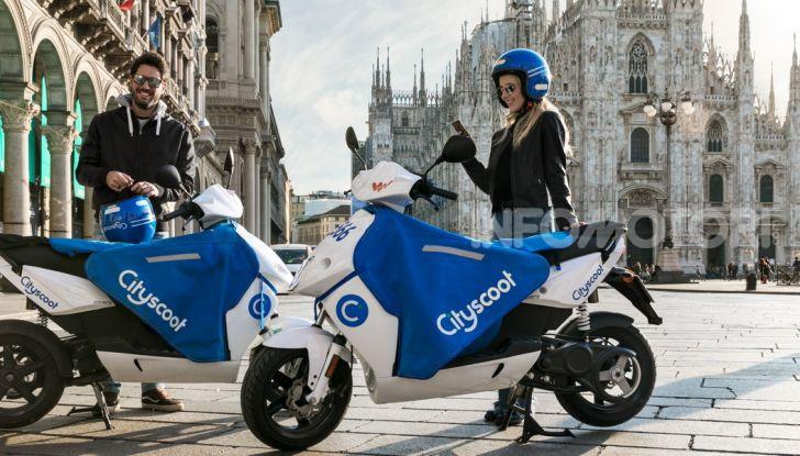 Cityscoot, l'elettrico convince, lo sharing conviene - Foto 11 di 16