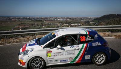 Rally Il Ciocco 2019 - Peugeot vince con Ciuffi e Gonella su 208R2B nel 2RM