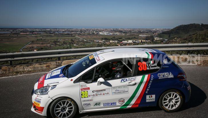 Rally Il Ciocco 2019 – Peugeot vince con Ciuffi e Gonella su 208R2B nel 2RM - Foto 1 di 3