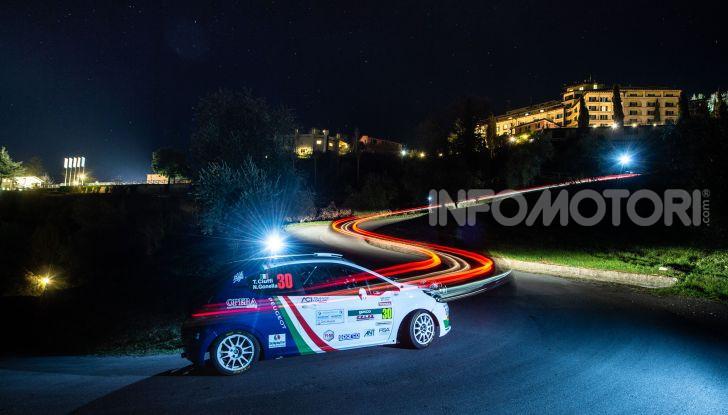 Peugeot al Ciocco 2019 con 208 R2B – i commenti di Ciuffi e Andreucci - Foto 1 di 5