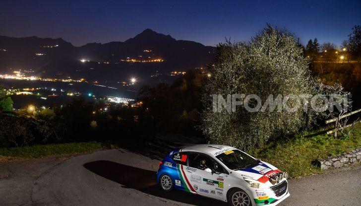 Peugeot al Ciocco 2019 con 208 R2B – i commenti di Ciuffi e Andreucci - Foto 3 di 5