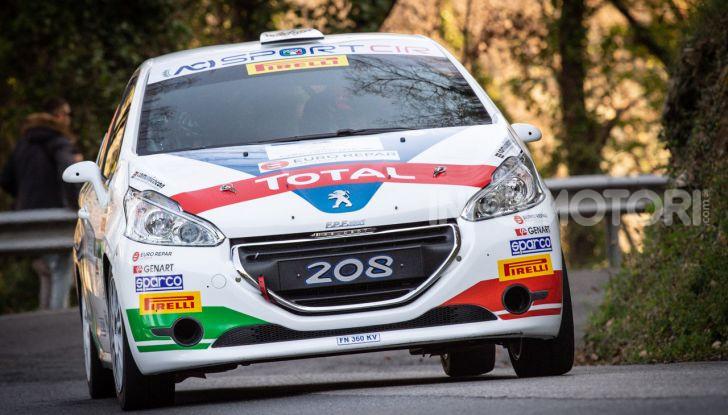 Rally Il Ciocco 2019 – Peugeot vince con Ciuffi e Gonella su 208R2B nel 2RM - Foto 3 di 3