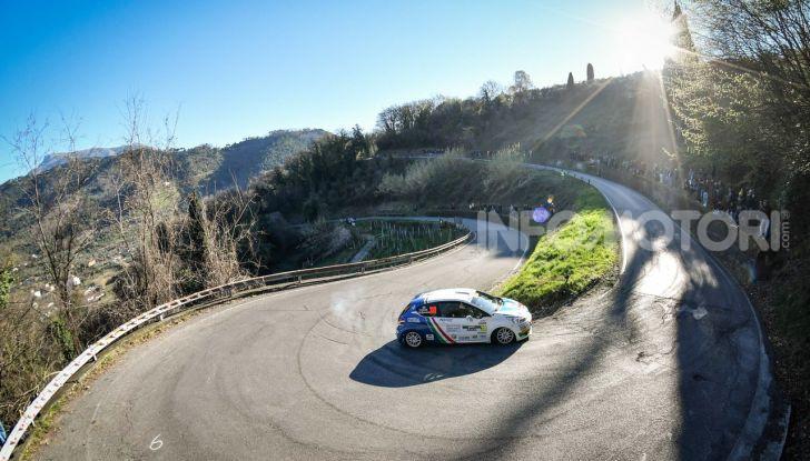 Rally Il Ciocco 2019 – Peugeot vince con Ciuffi e Gonella su 208R2B nel 2RM - Foto 2 di 3