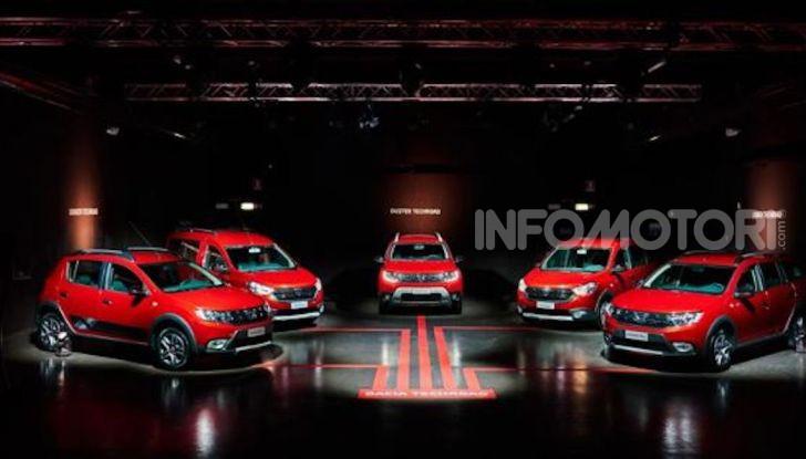 Dacia Serie Speciale Techroad disponibile su tutta la gamma - Foto 2 di 15