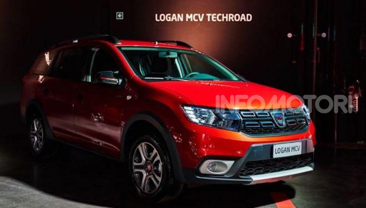 Dacia Serie Speciale Techroad disponibile su tutta la gamma - Foto 6 di 15