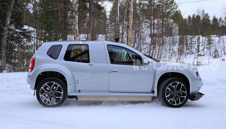 Dacia Duster Elettrica 2020: Regina del best-buy a zero emissioni - Foto 11 di 16