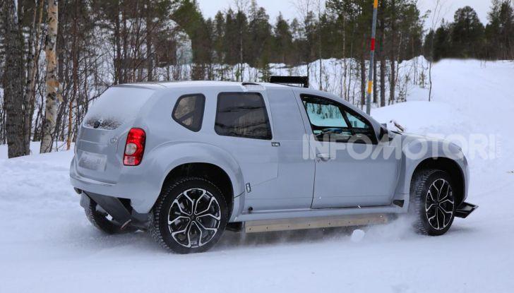 Dacia Duster Elettrica 2020: Regina del best-buy a zero emissioni - Foto 10 di 16