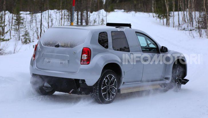 Dacia Duster Elettrica 2020: Regina del best-buy a zero emissioni - Foto 9 di 16