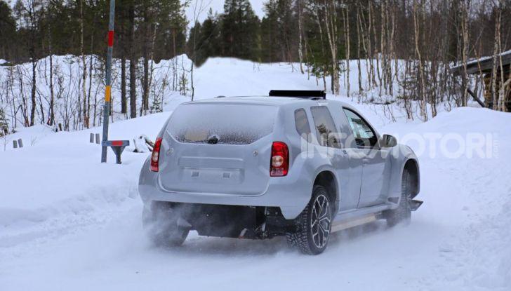 Dacia Duster Elettrica 2020: Regina del best-buy a zero emissioni - Foto 8 di 16
