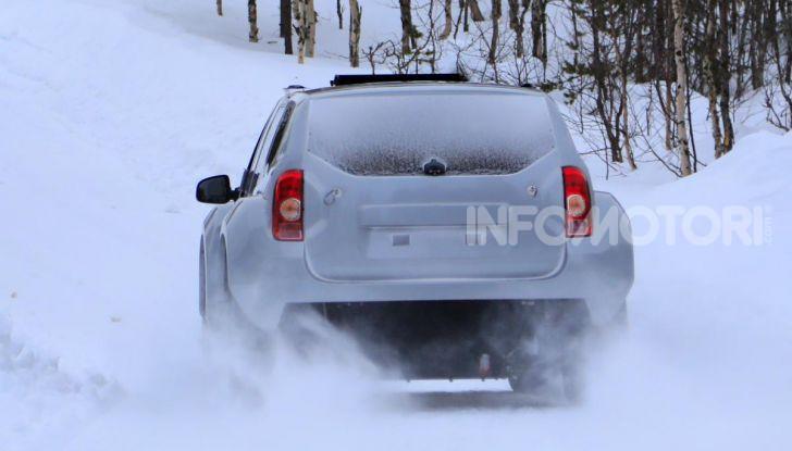 Dacia Duster Elettrica 2020: Regina del best-buy a zero emissioni - Foto 13 di 16