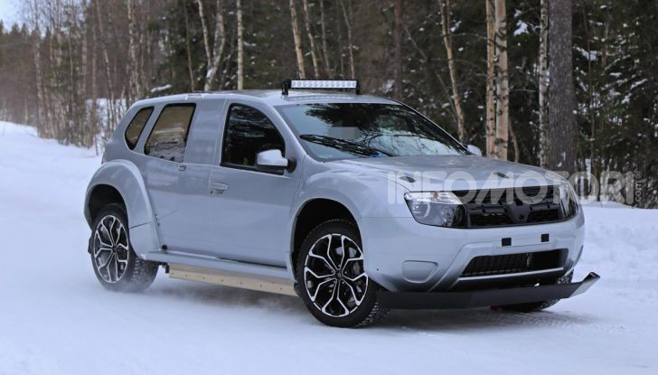 Dacia Duster Elettrica 2020: Regina del best-buy a zero emissioni - Foto 5 di 16