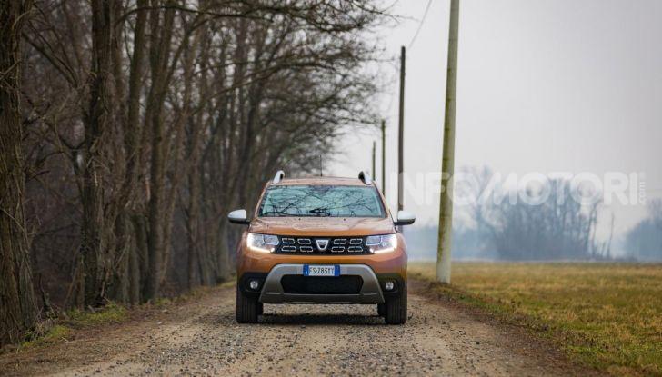 Prova Dacia Duster a GPL 2019: il SUV a gas da 13.350€ - Foto 46 di 46