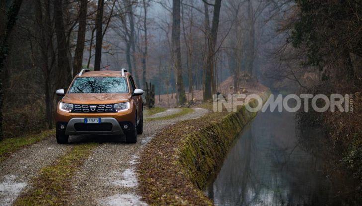 Prova Dacia Duster a GPL 2019: il SUV a gas da 13.350€ - Foto 1 di 46