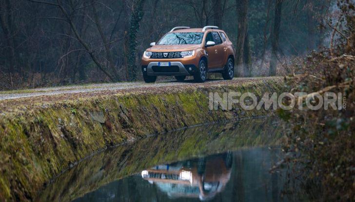Prova Dacia Duster a GPL 2019: il SUV a gas da 13.350€ - Foto 2 di 46